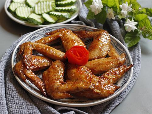 Cánh gà chiên nước mắm, vị ngon tuyệt hảo cho bữa cơm nhà
