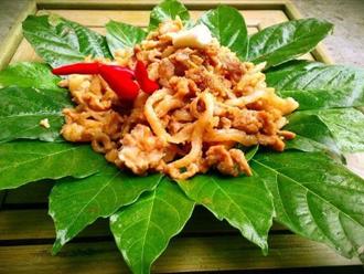 Bí quyết làm món thịt chua chuẩn vị Phú Thọ, ăn một lần nhớ mãi