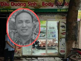 Công bố chân dung kẻ đâm vợ cũ tử vong ngày 20/10 ở Vĩnh Phúc