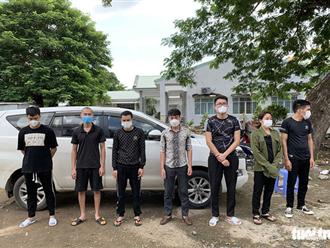 Tổ chức đưa 16 người vượt biên sang Campuchia với giá chỉ 12 triệu đồng