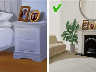 Những thứ không nên để trong phòng ngủ