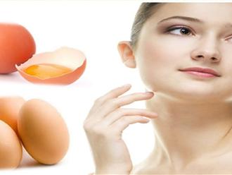Bật mí 4 cách trị mụn bằng trứng gà giúp da láng mịn hồng hào chỉ với thao tác đơn giản