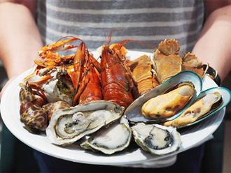 4 loại hải sản giàu canxi mẹ thường xuyên bổ sung để con cao lớn, xương chắc khỏe