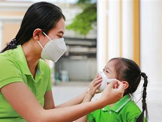 Chăm trẻ khỏe mạnh trong thời gian giãn cách xã hội