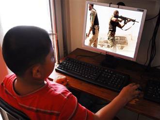 Mối nguy hại khi trẻ ngồi nhiều giờ trước màn hình và cách hóa giải