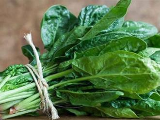 3 loại rau củ cản trở hấp thụ canxi, cha mẹ muốn con cao lớn nên cho ăn vừa phải