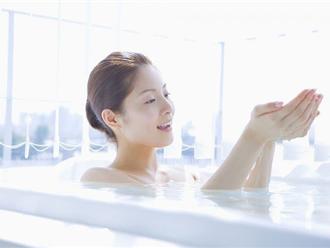 Chị em khi tắm nên chú ý đến 3 bộ phận này để da vừa sạch vừa khỏe hơn