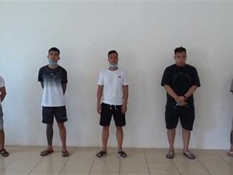 Bắt quả tang 'thánh chửi' Dương Minh Tuyền bay lắc trong quán hát ở Ninh Bình