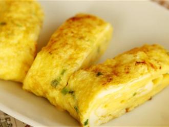 """Bí kíp rán trứng vàng xốp, thơm ngon """"chiều lòng"""" cả người khó tính nhất"""
