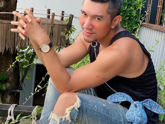 Lương Bằng Quang: 4 tháng kẹt ở Phú Quốc, làm bảo vệ, cọ toilet để mưu sinh