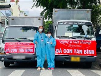 Đồng nghiệp lên tiếng về nghi vấn Việt Hương nhận tiền quyên góp từ nước ngoài