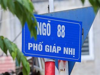 Người bán rau củ quả online mắc Covid-19, quận Hoàng Mai phong toả một khu dân cư