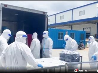 Video: Trên 1.200 F0 khỏi bệnh quay lại hỗ trợ, truyền cảm hứng chống dịch ở Bình Dương