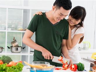 Ở nhà thực hiện cách ly mùa dịch, tôi bất ngờ khi chồng mình chuẩn ''soái ca'', việc gì cũng làm giúp vợ